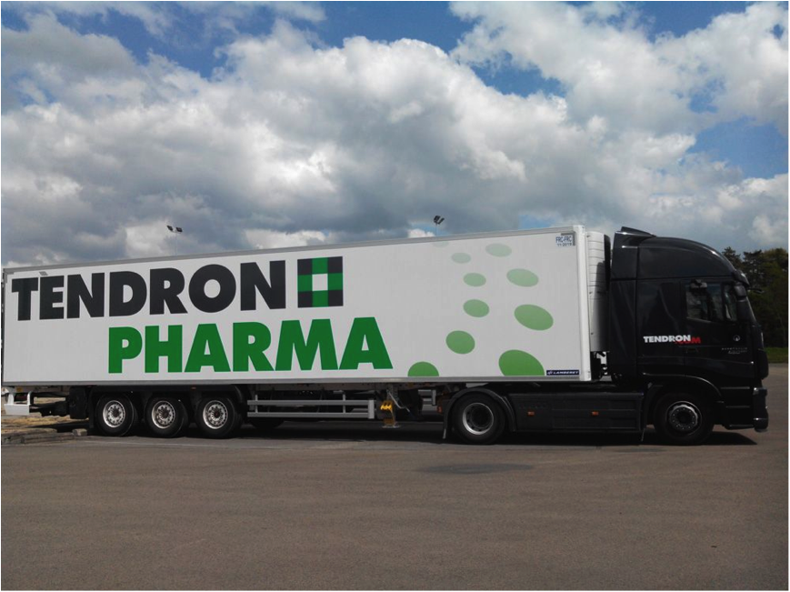 TENDRON PHARMA