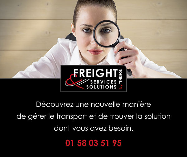 Campagne Freight Services et Solutions